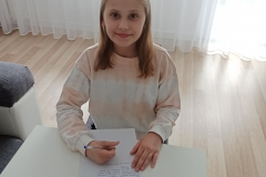 Sandra Sadowska kl.5b