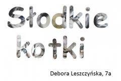 5. Debora Leszczyńska, 7a 1