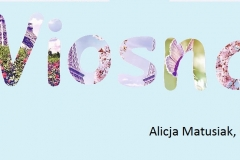 7. Alicja Matusiak