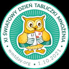 XI Światowe Dni Tabliczki Mnożenia logo